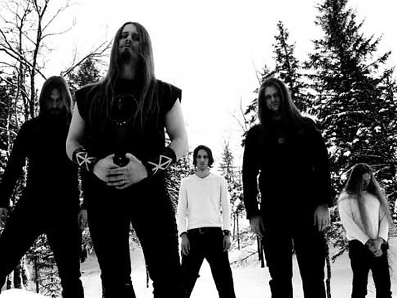ENSLAVED Photo