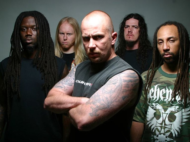 SUFFOCATION Photo